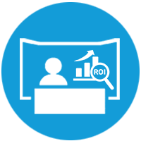 Tradeshow ROI Audit Icon