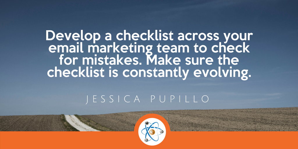 email marketing quote jessica pupillo mdmc18