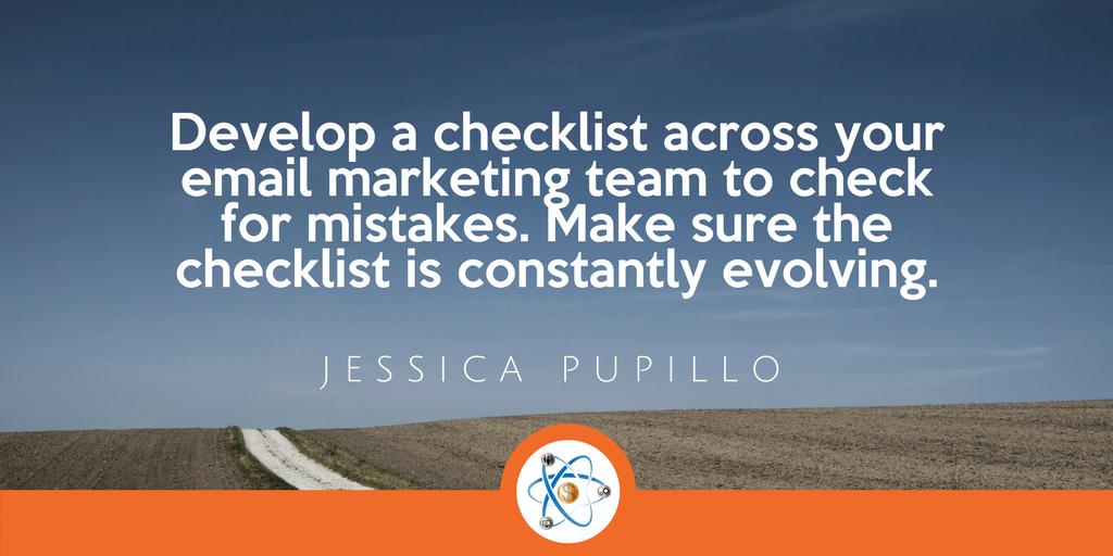 email marketing quote jessica pupillo mdmc18