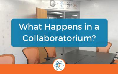 What Happens in a Collaboratorium?